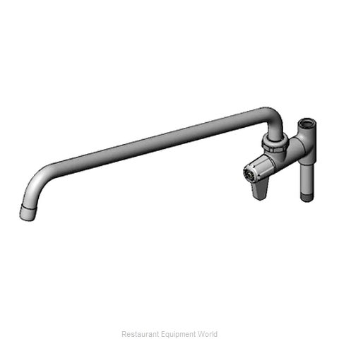 TS Brass 5AFL18 Pre-Rinse, Add On Faucet