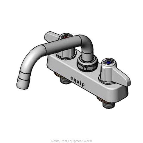 TS Brass 5F-4CLX06 Faucet Workboard (Magnified)
