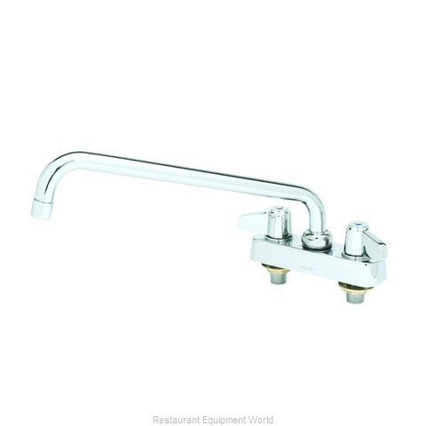 TS Brass 5F-4CLX10 Faucet Workboard (Magnified)