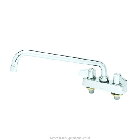 TS Brass 5F-4CLX12 Faucet Deck Mount (Magnified)
