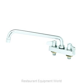 TS Brass 5F-4CLX12 Faucet Deck Mount