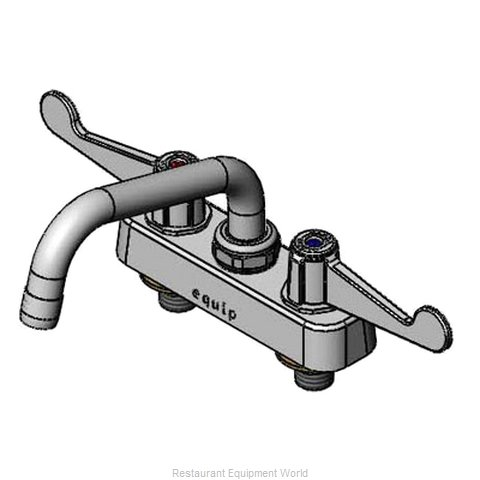 TS Brass 5F-4CWX06 Faucet Deck Mount (Magnified)