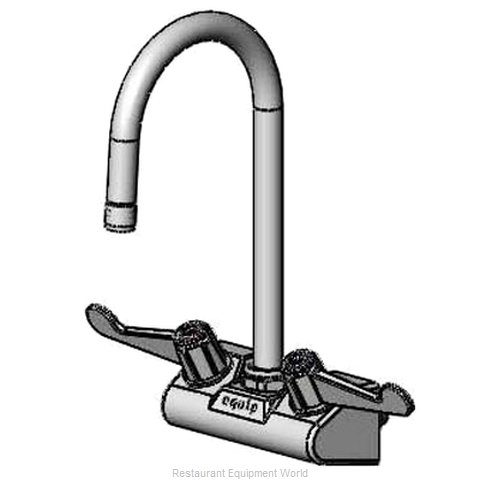 TS Brass 5F-4WWX05 Faucet (Magnified)