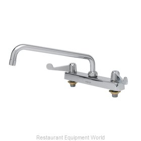 TS Brass 5F-8CWX12 Faucet Deck Mount