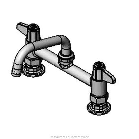 TS Brass 5F-8DLX06 Faucet (Magnified)