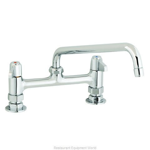 TS Brass 5F-8DLX12 Faucet (Magnified)