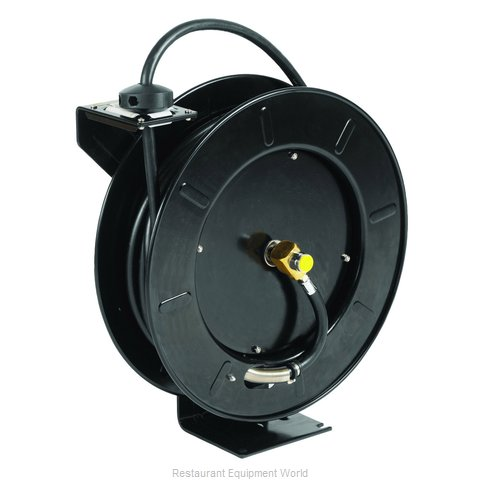 TS Brass 5HR-242-01-GH Hose Reel Assembly (Magnified)