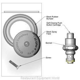 TS Brass 5SV-KIT Pre-Rinse Faucet Assembly
