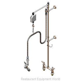 TS Brass B-0128-VB Pre-Rinse Faucet Assembly