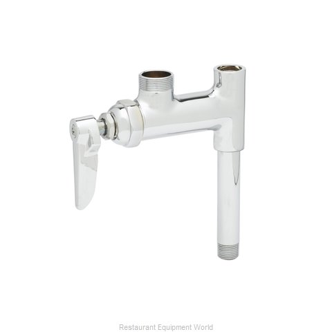 TS Brass B-0155-01LN Pre-Rinse Accessories (Magnified)