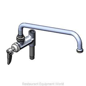 TS Brass B-0156-CR-SC Pre-Rinse, Add On Faucet