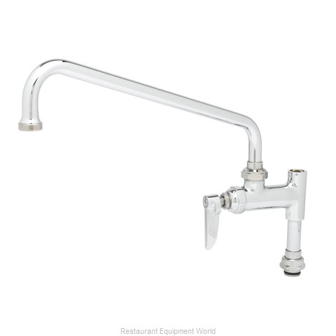 TS Brass B-0156-EZ Pre-Rinse Accessories (Magnified)