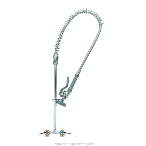 TS Brass B-0163 Pre-Rinse Unit (Magnified)