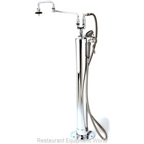 TS Brass B-0183 Kettle Filler Stanchion