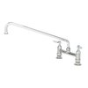 T&S Brass B-0220 Deck-Mount Sink Faucet
