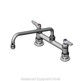 TS Brass B-0221-CR-K-F10 Faucet Deck Mount