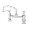 T&S Brass B-0222 Deck-Mount Sink Faucet