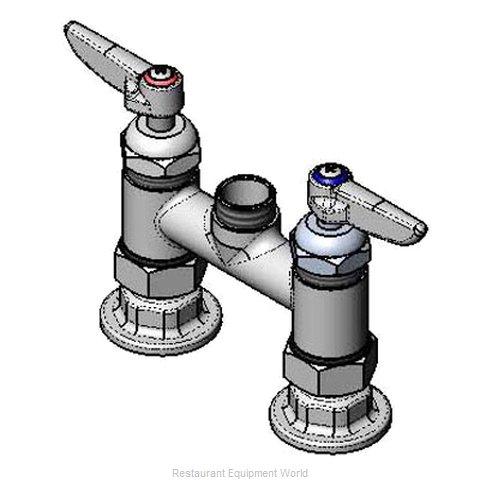 TS Brass B-0225-CR-LN Faucet Deck Mount