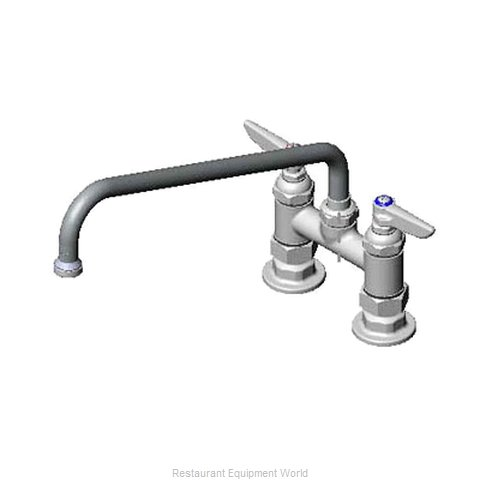 TS Brass B-0225-CR Faucet Double Pantry