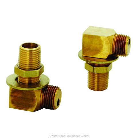 TS Brass B-0230-K Faucet, Parts (Magnified)