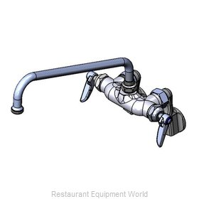 T&S Brass B-0236 Wall-Mount Sink Faucet