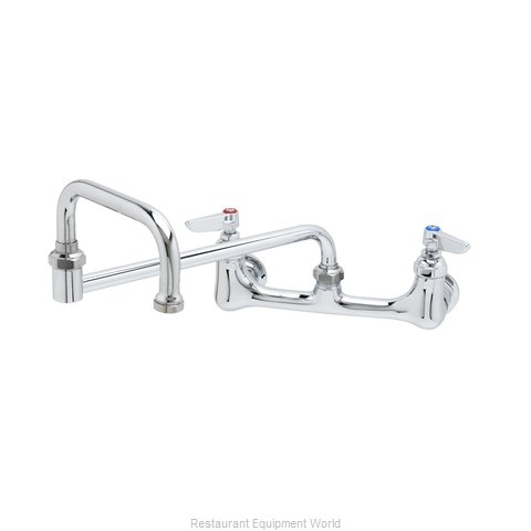 TS Brass B-0267 Faucet Wall / Splash Mount