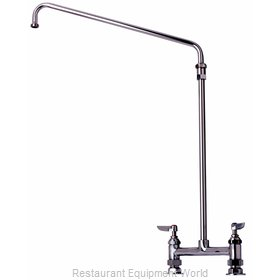 TS Brass B-0281 Faucet, Kettle / Pot Filler