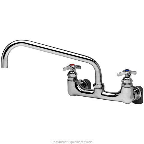 TS Brass B-0290 Faucet Wall / Splash Mount (Magnified)