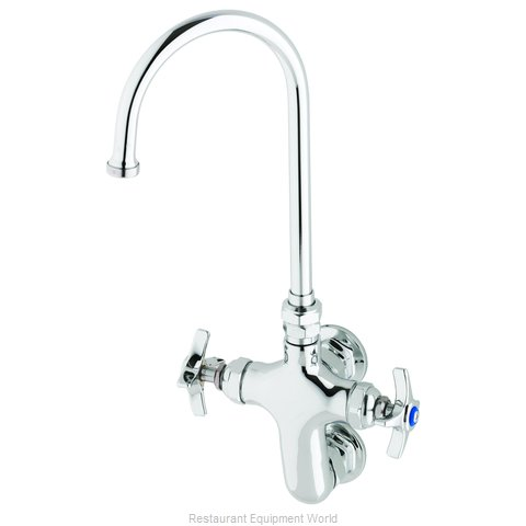 TS Brass B-0316 Faucet Double Pantry