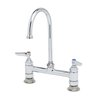 T&S Brass B-0321 Deck-Mount Sink Faucet