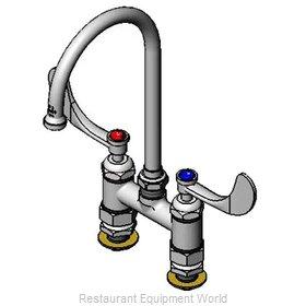 TS Brass B-0325-CC-CR-W4 Faucet Deck Mount