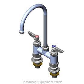 TS Brass B-0325-NPL Faucet Deck Mount