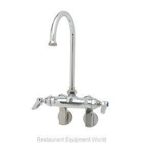 T&S Brass B-0341 Wall-Mount Sink Faucet