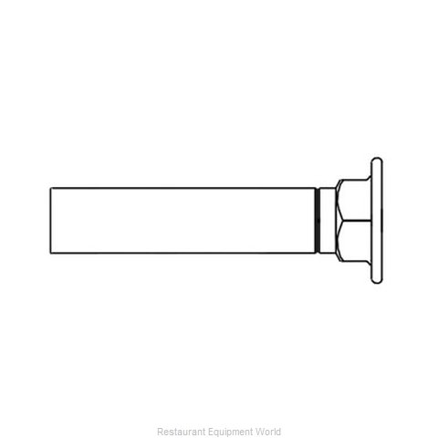TS Brass B-0448 Faucet Part (Magnified)
