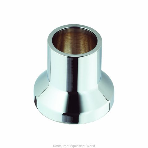 TS Brass B-0464 Slip Flange (Magnified)