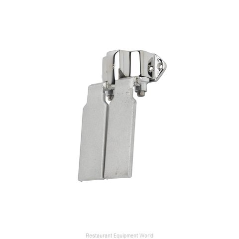 TS Brass B-0509 Valve Knee (Magnified)
