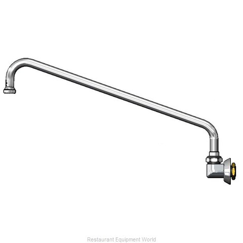 TS Brass B-0526-4 Faucet Part (Magnified)