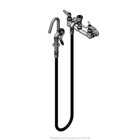 TS Brass B-0610 Faucet, Kettle / Pot Filler