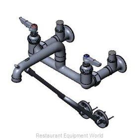 TS Brass B-0651-POL Faucet, Service Sink