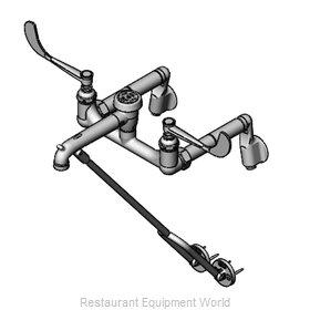 TS Brass B-0655-02 Faucet, Service Sink