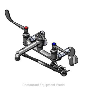 TS Brass B-0655-03 Faucet, Service Sink
