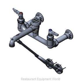 TS Brass B-0655-POL Faucet, Service Sink