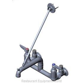 TS Brass B-0661-POL Faucet, Service Sink
