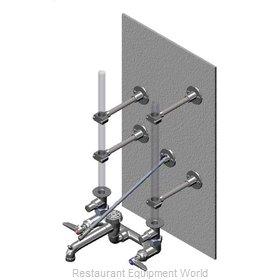 TS Brass B-0662 Faucet, Service Sink