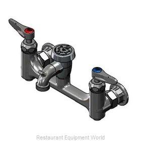 TS Brass B-0674-CR-BSTP Faucet, Service Sink