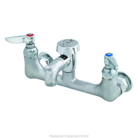 TS Brass B-0674-RGH Faucet, Service Sink (Magnified)