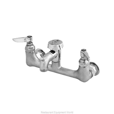 TS Brass B-0674-RGHM Faucet, Service Sink (Magnified)