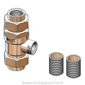 TS Brass B-0962 Vacuum Breaker Assembly
