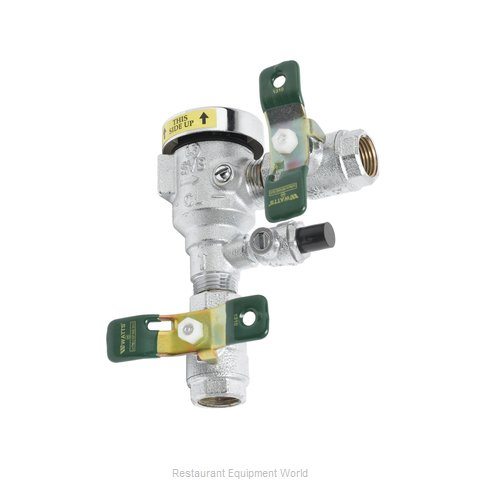 TS Brass B-0963 Vacuum Breaker (Magnified)