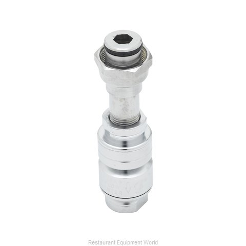 TS Brass B-0970-FEZ Back Flow Preventer (Magnified)